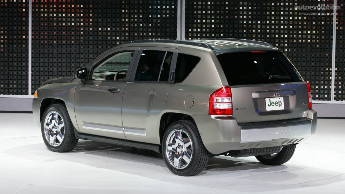 JEEP Compass specs - 2006, 2007, 2008, 2009, 2010, 2011 - autoevolution