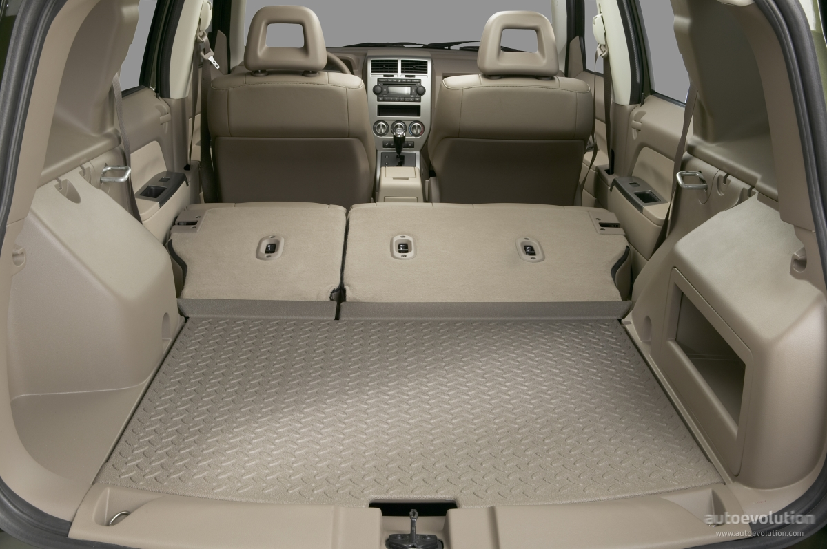 Jeep compass 2006 2007 2008 2009 2010 2011 for Interieur jeep compass