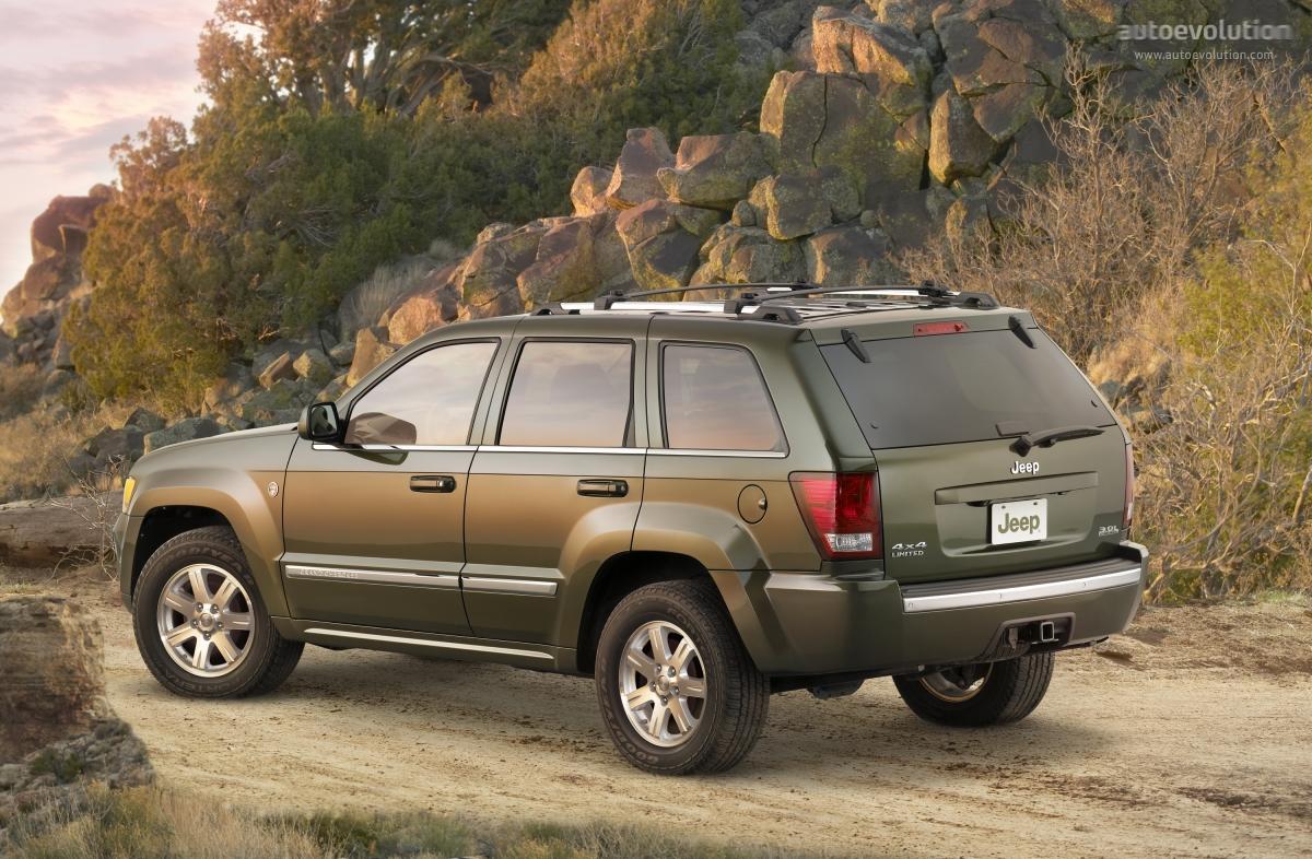 jeep grand cherokee specs 2005 2006 2007 2008 2009 2010 autoevolution. Black Bedroom Furniture Sets. Home Design Ideas
