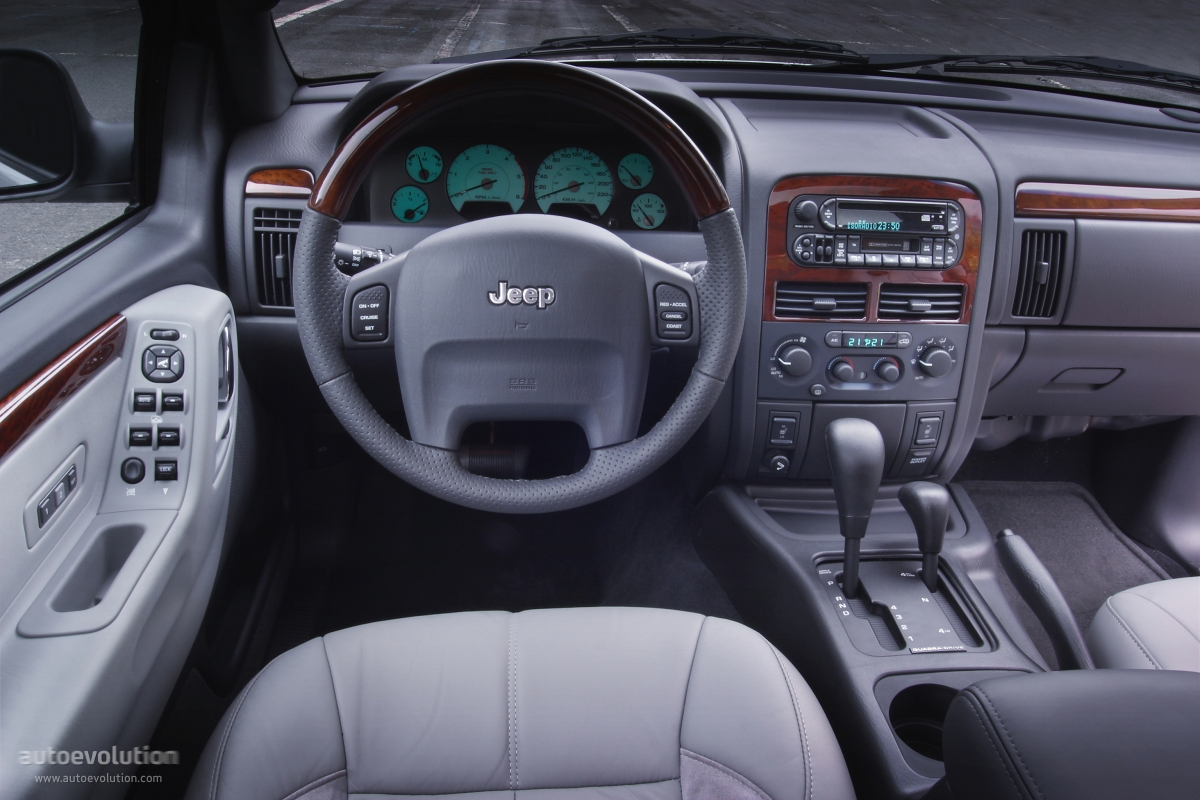 Interior Pictures of 2004 Jeep Grand Cherokee Interior Jeep Grand Cherokee