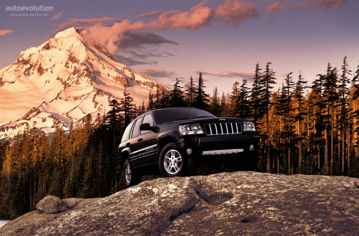 Jeep grand cherokee 2003 2004 2005 autoevolution