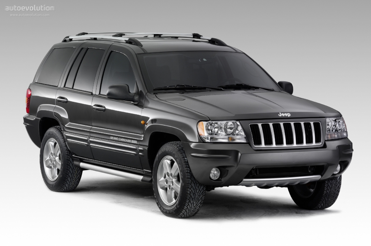 2004 jeep grand cherokee length