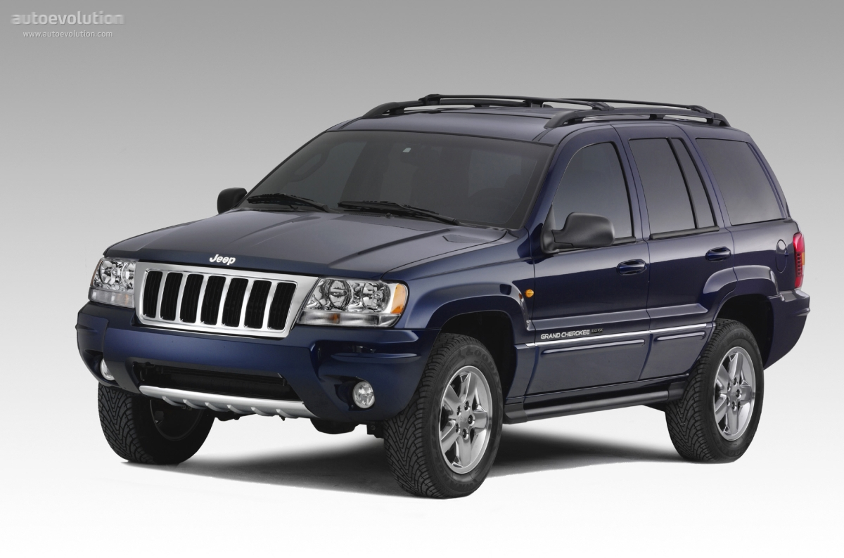 jeep grand cherokee 2003 2004 2005 autoevolution. Cars Review. Best American Auto & Cars Review