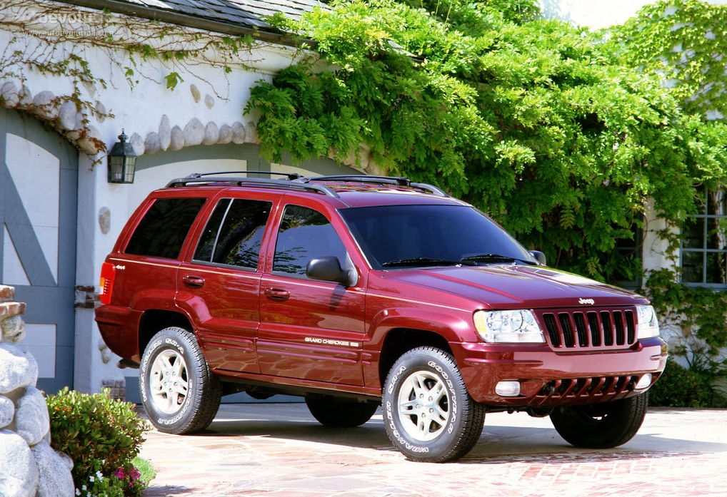 Superb JEEP Grand Cherokee (1999   2003) ...