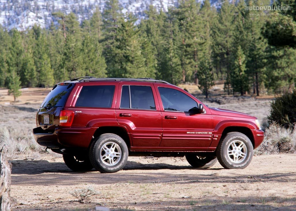 jeep grand cherokee specs photos 1999 2000 2001 2002 2003 autoevolution. Black Bedroom Furniture Sets. Home Design Ideas