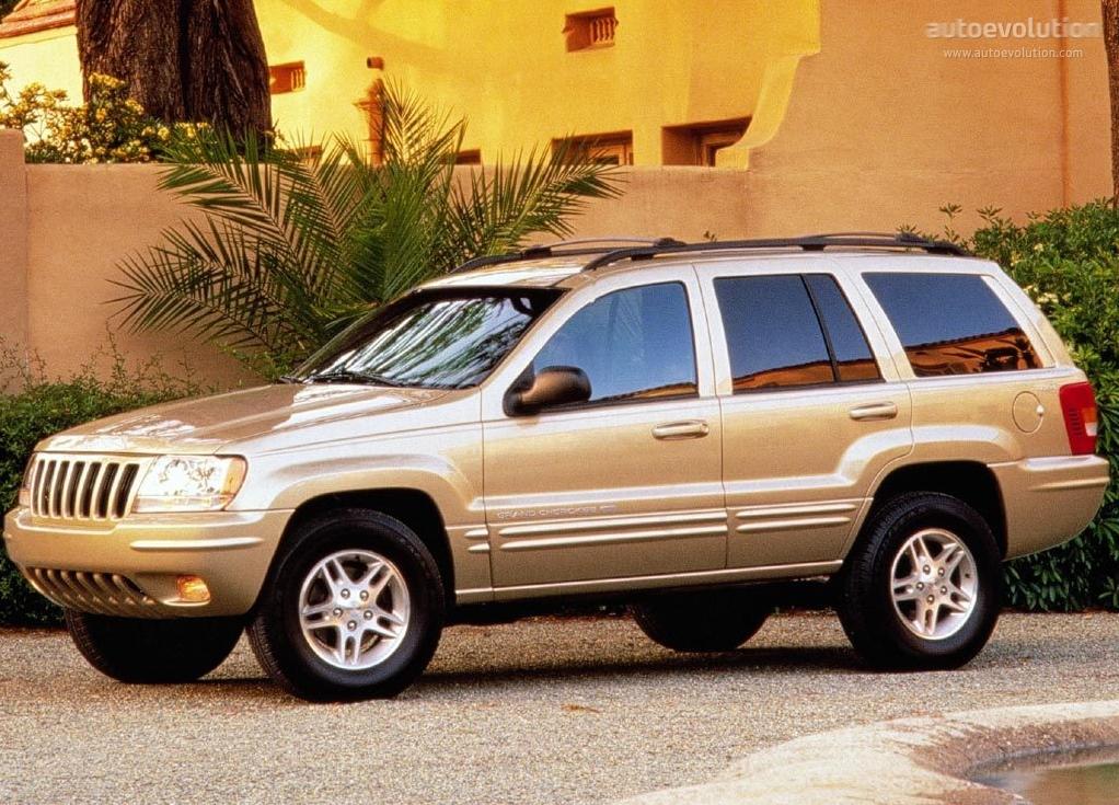 1999 Jeep Grand Cherokee Laredo >> JEEP Grand Cherokee - 1999, 2000, 2001, 2002, 2003 - autoevolution