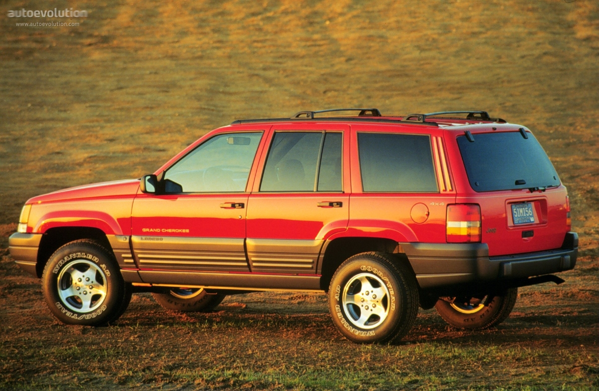 1998 Jeep Grand Cherokee Limited >> JEEP Grand Cherokee - 1993, 1994, 1995, 1996, 1997, 1998, 1999 - autoevolution