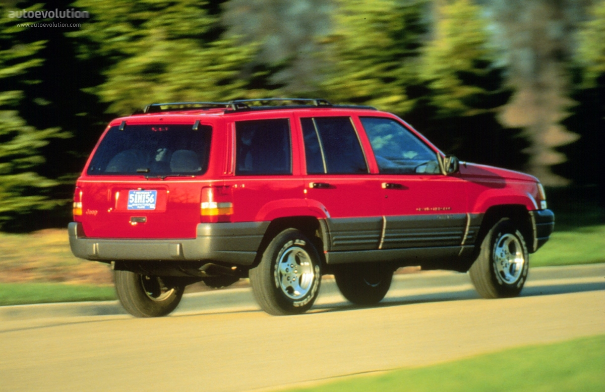 jeep grand cherokee specs photos 1993 1994 1995 1996 1997 1998 1999 autoevolution. Black Bedroom Furniture Sets. Home Design Ideas