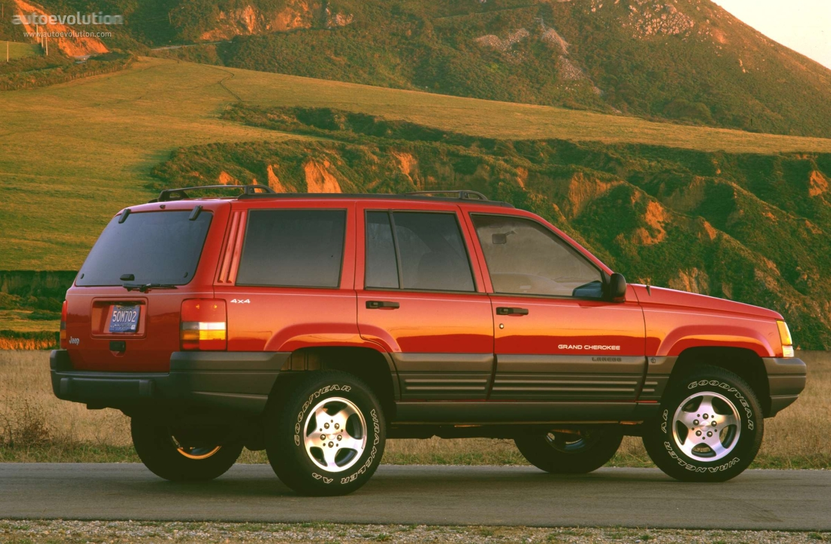 Jeepgrandcherokee on 1995 Jeep Laredo