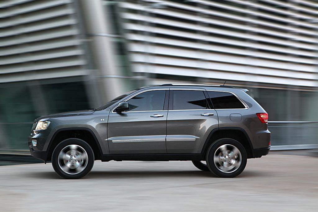Jeep grand cherokee specs 2010 2011 2012 2013 autoevolution