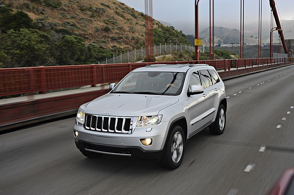 Jeep Grand Cherokee Specs Photos 2010 2011 2012 2013 Autoevolution
