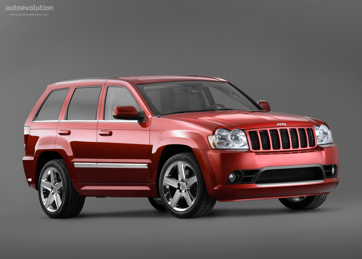 Jeep Grand Cherokee Srt 8 2006 2007 2008 2009 2010