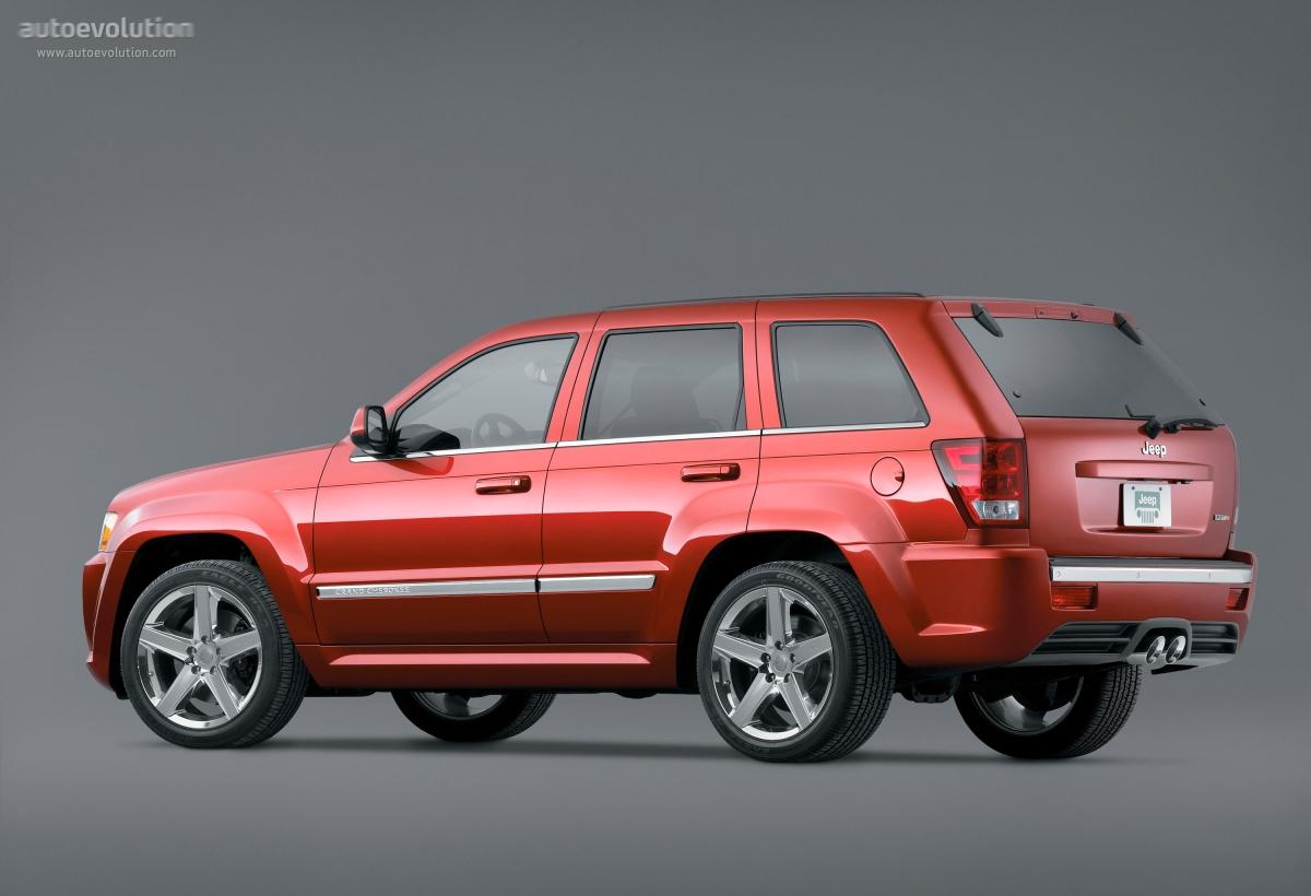 jeep grand cherokee srt 8 specs photos 2006 2007 2008 2009 2010 autoevolution. Black Bedroom Furniture Sets. Home Design Ideas