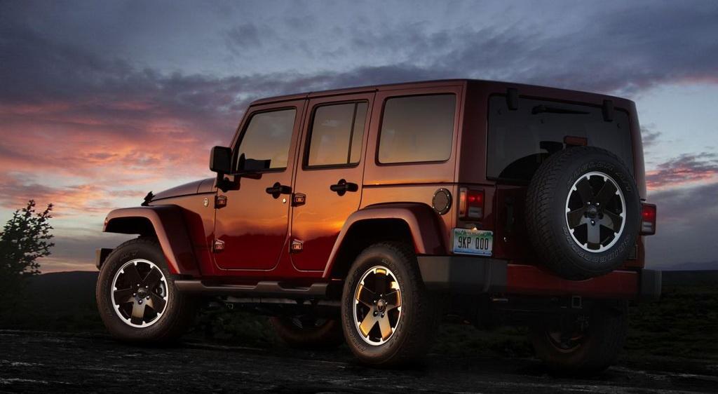 Jeep Wrangler Unlimited Specs Photos 2012 2013 2014 2015