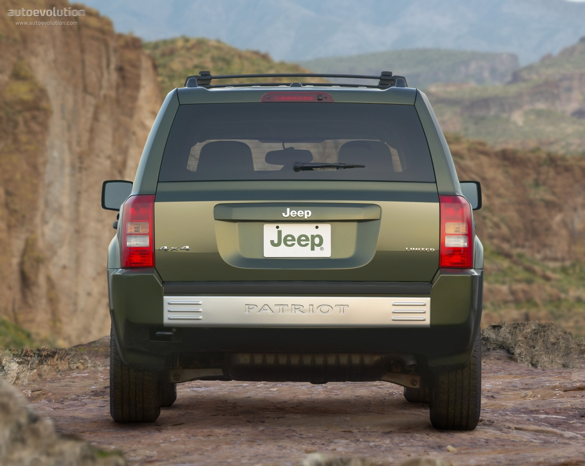 ... JEEP Patriot (2007   2014) ...