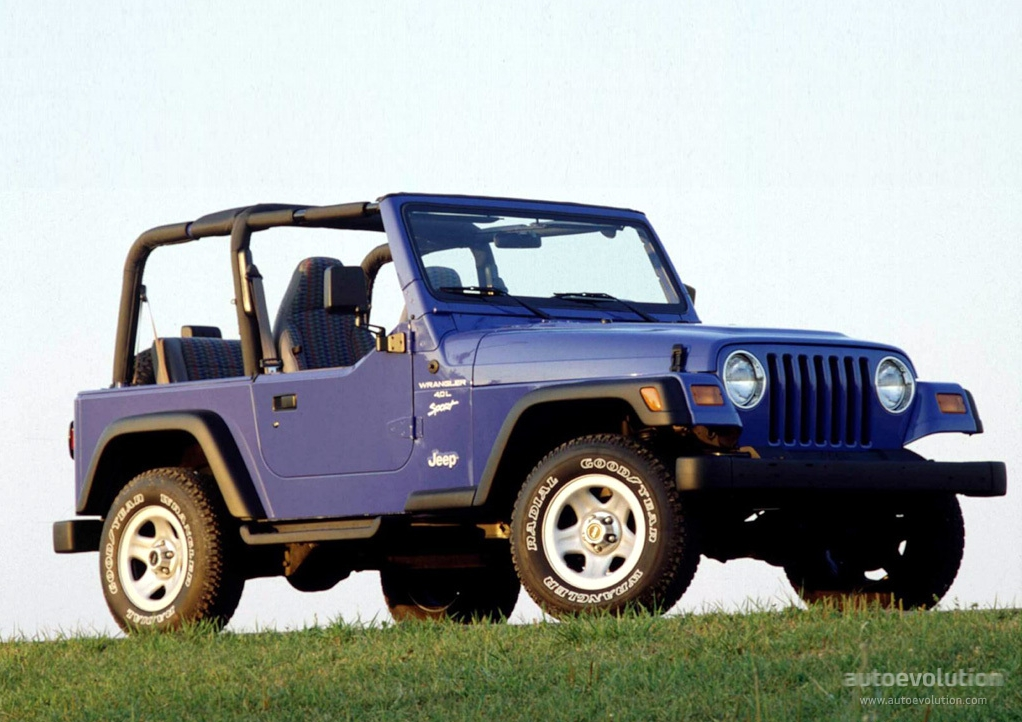 2004 jeep wrangler horsepower