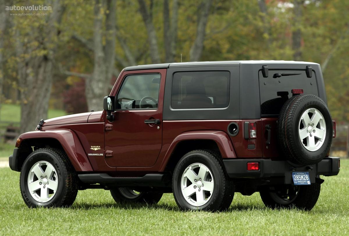 jeep wrangler 2006 present