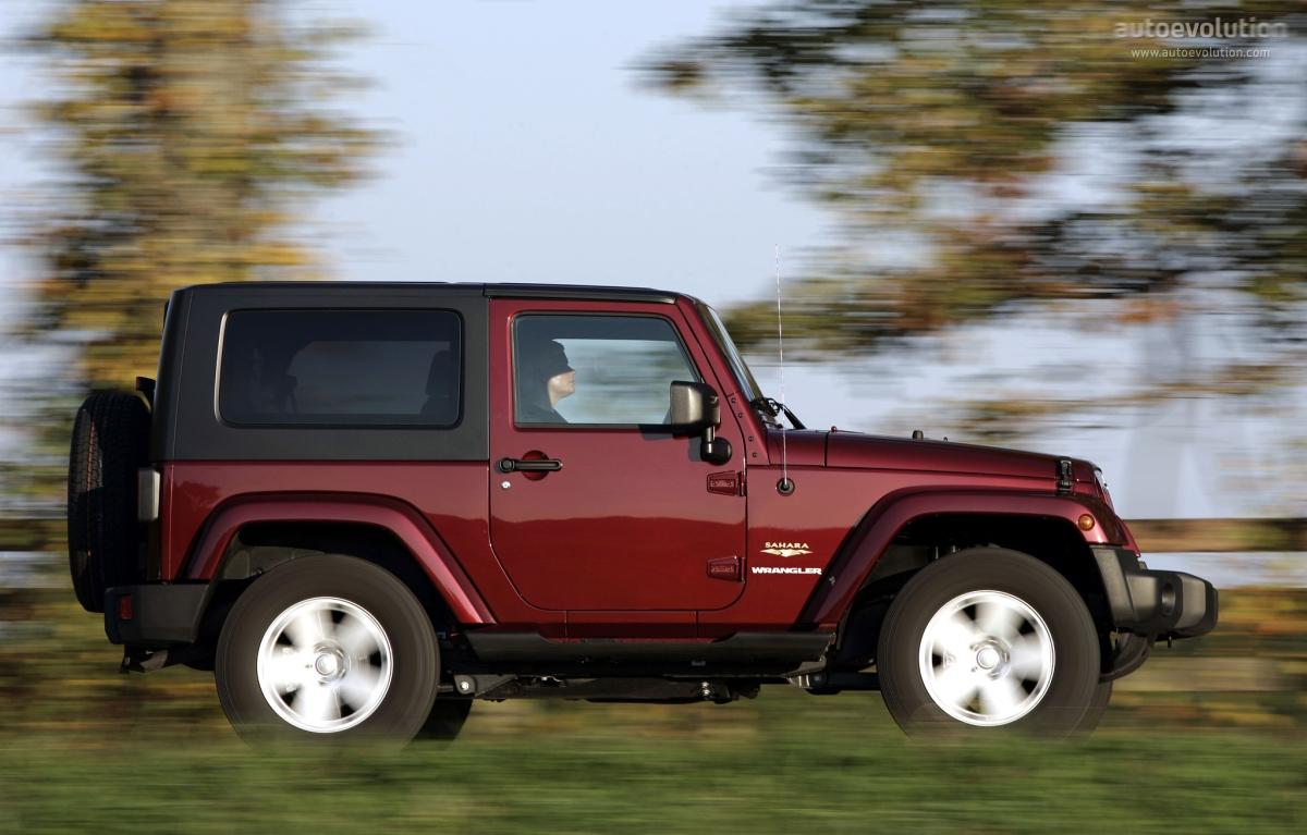 Jeep Wrangler 2006 2007 2008 2009 2010 2011 2012