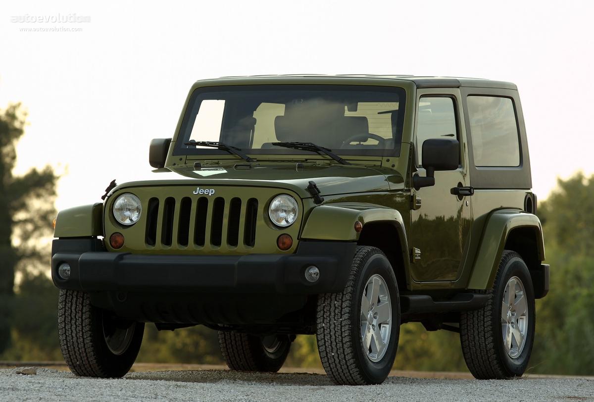 2016 Jeep Wrangler Diesel >> JEEP Wrangler - 2006, 2007, 2008, 2009, 2010, 2011, 2012, 2013, 2014, 2015, 2016 - autoevolution