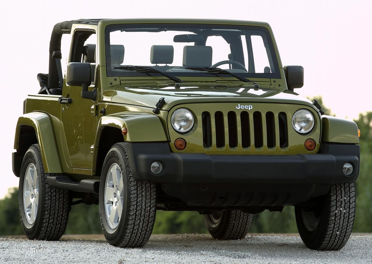 2018 Trackhawk Jeep >> JEEP Wrangler specs & photos - 2006, 2007, 2008, 2009, 2010, 2011, 2012, 2013, 2014, 2015, 2016 ...