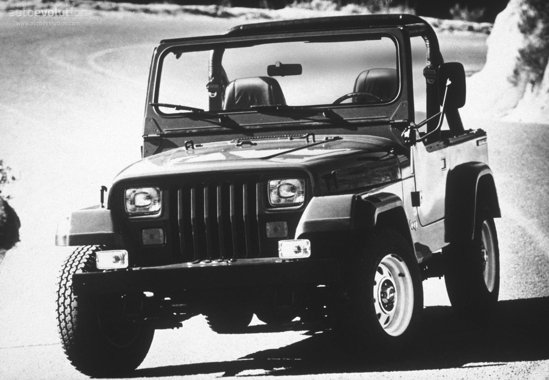 Jeep Wrangler Specs Photos 1987 1988 1989 1990 1991 1992 Engine Diagram 1996