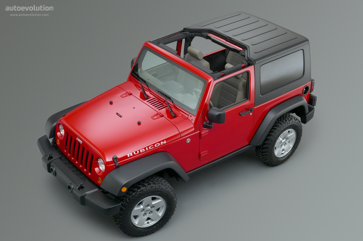 JEEP Wrangler Rubicon specs & photos - 2006, 2007, 2008, 2009, 2010