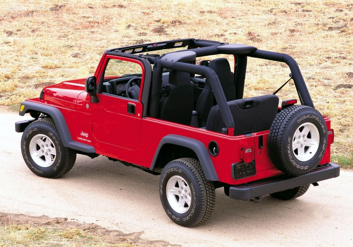 jeep wrangler unlimited specs - 2004, 2005, 2006 - autoevolution