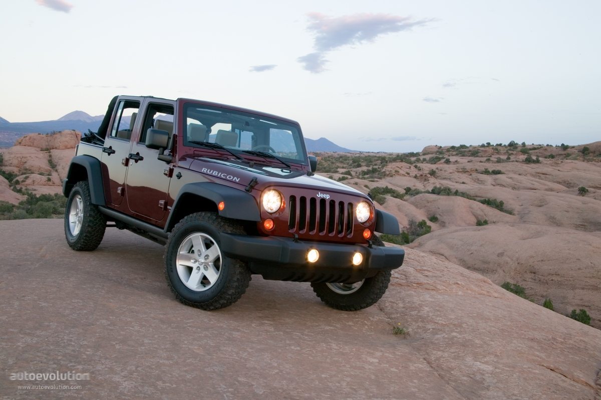 Jeep Wrangler Unlimited Rubicon Specs Amp Photos 2006