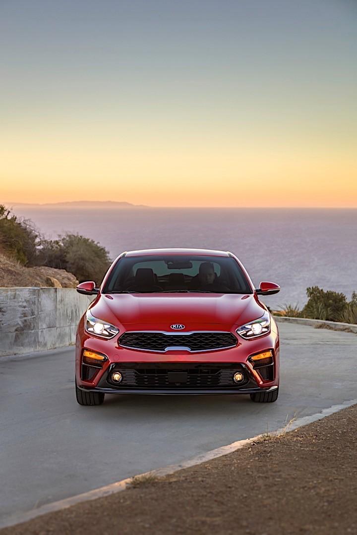 KIA Forte specs - 2018 - autoevolution