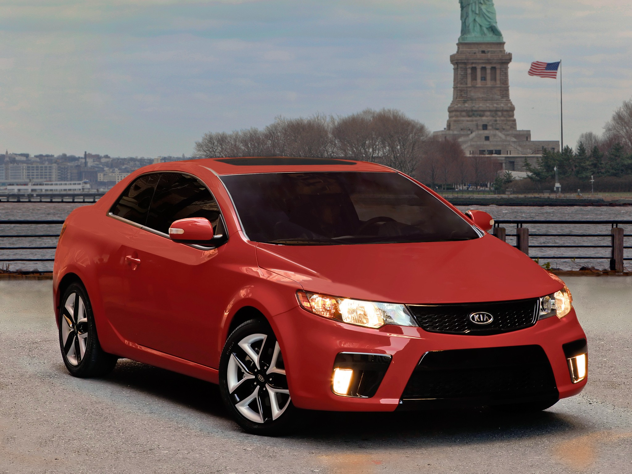 KIA Forte Koup specs & photos - 2009, 2010, 2011, 2012, 2013 - autoevolution