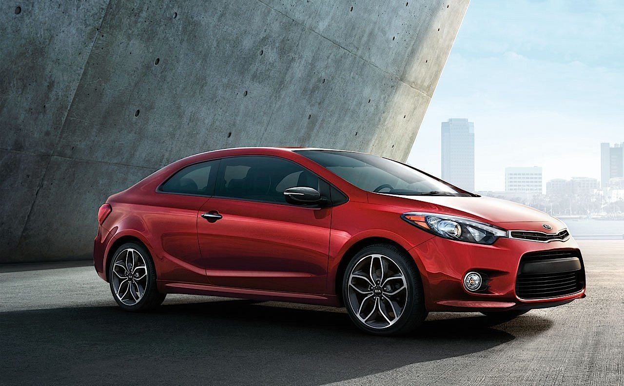 KIA Forte Koup specs & photos - 2013, 2014, 2015, 2016 ...