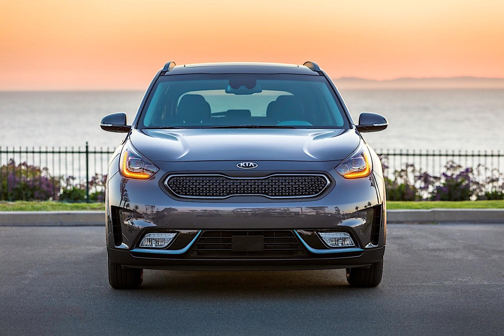 KIA Niro Plug-In Hybrid specs - 2018 - autoevolution