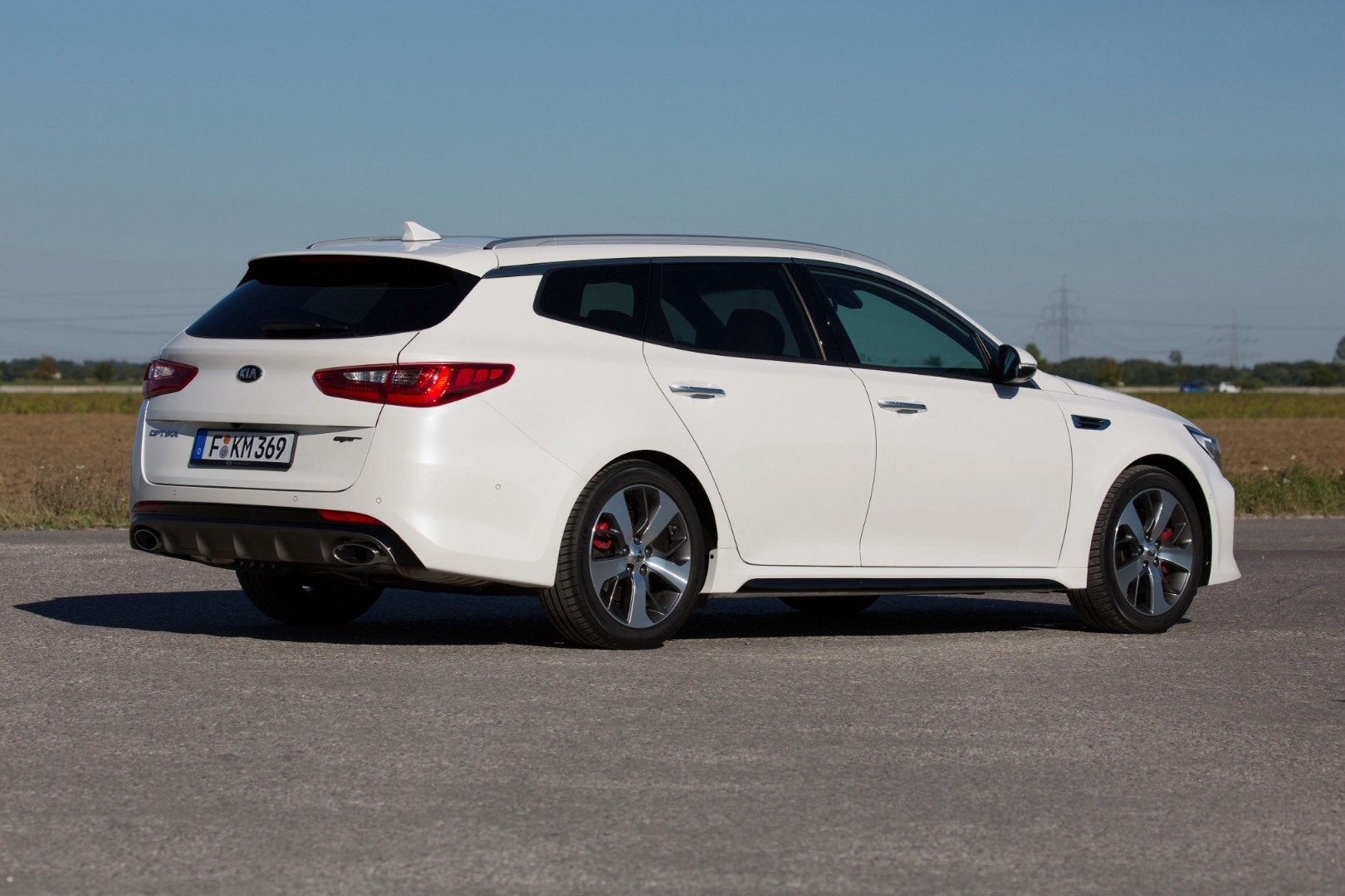 Kia Optima Sportswagon Specs Amp Photos 2016 2017 2018
