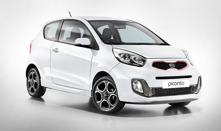 kia picanto 3 doors 2011 2012 2013 2014 2015 autoevolution. Black Bedroom Furniture Sets. Home Design Ideas