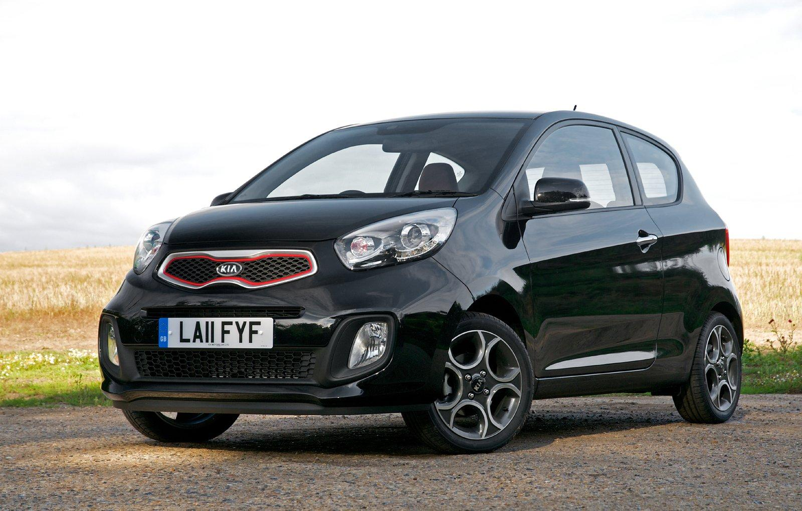 kia picanto 3 doors specs photos 2011 2012 2013 2014 2015 autoevolution. Black Bedroom Furniture Sets. Home Design Ideas