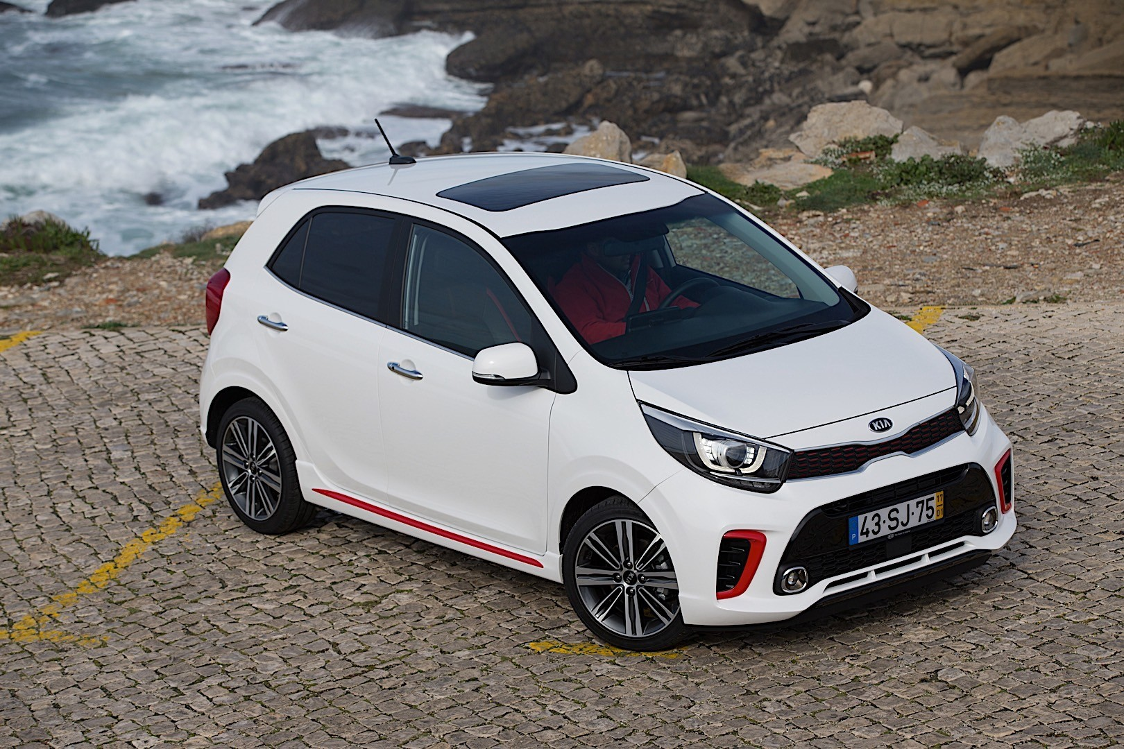 KIA Picanto 5 doors specs & photos - 2017, 2018 ...