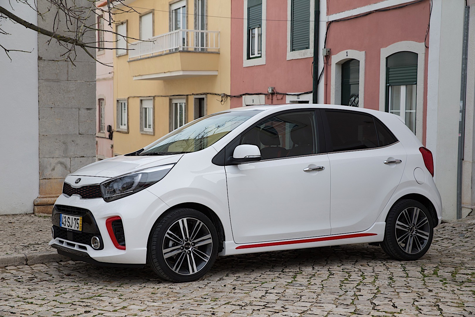 kia picanto 5 doors specs photos 2017 2018 autoevolution. Black Bedroom Furniture Sets. Home Design Ideas