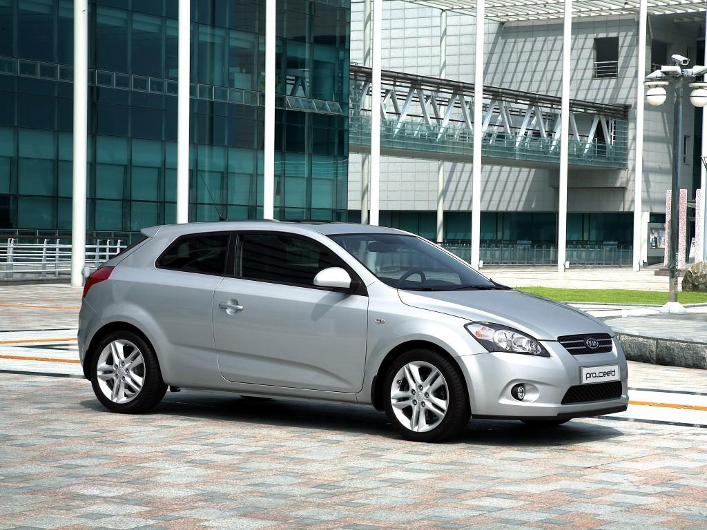 Kia Forte Hatchback >> KIA Pro cee'd specs & photos - 2007, 2008, 2009, 2010, 2011, 2012, 2013 - autoevolution