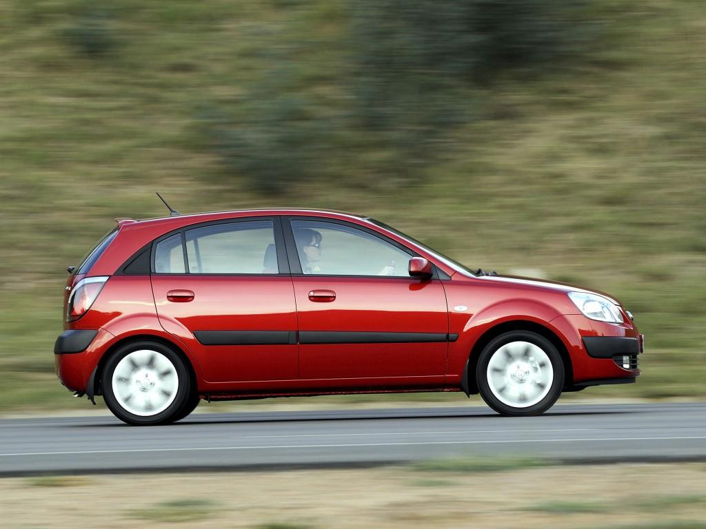KIA Rio Hatchback specs & photos - 2005, 2006, 2007, 2008 ...