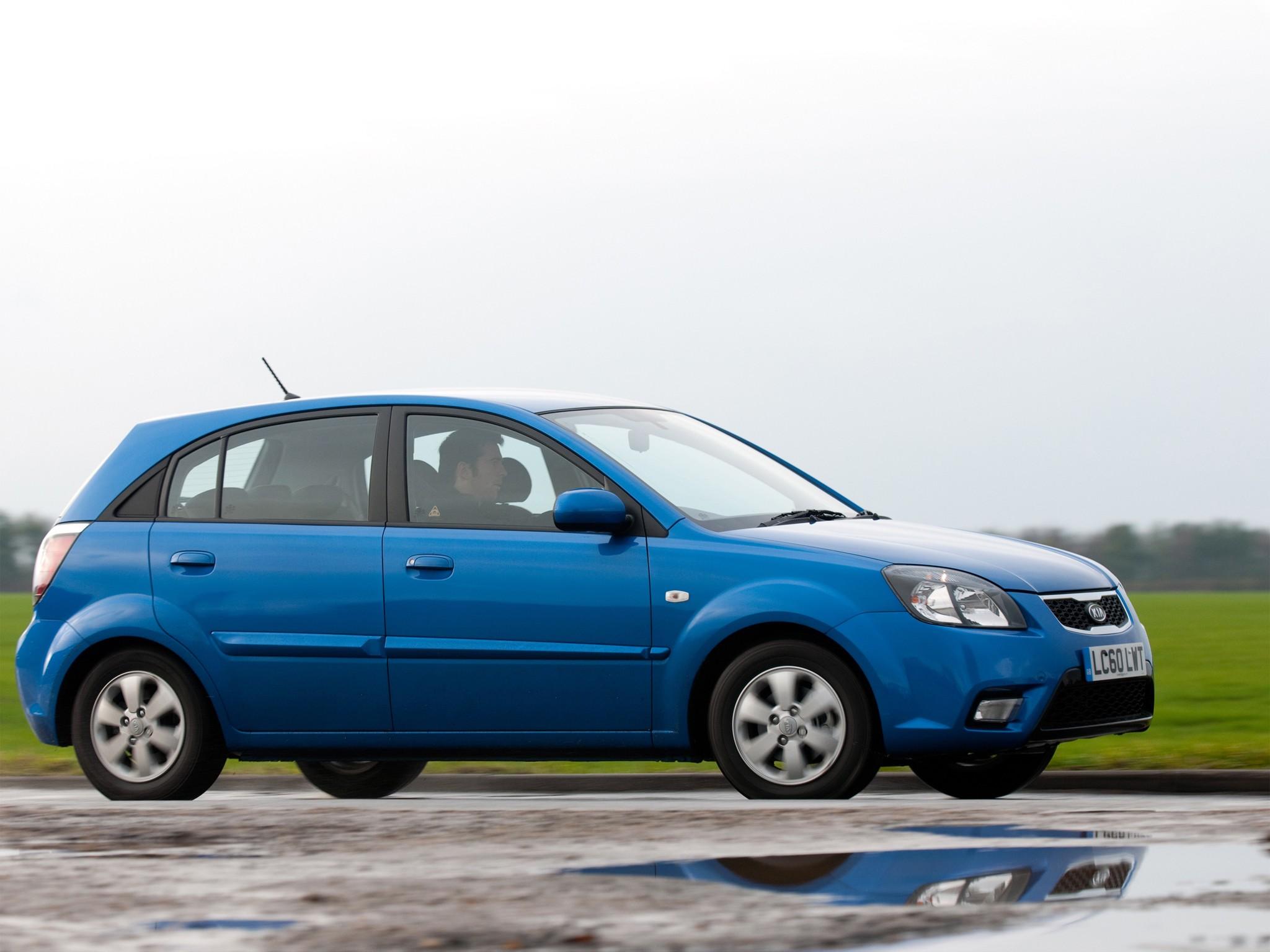 2011 Kia Soul >> KIA Rio Hatchback specs - 2009, 2010, 2011 - autoevolution