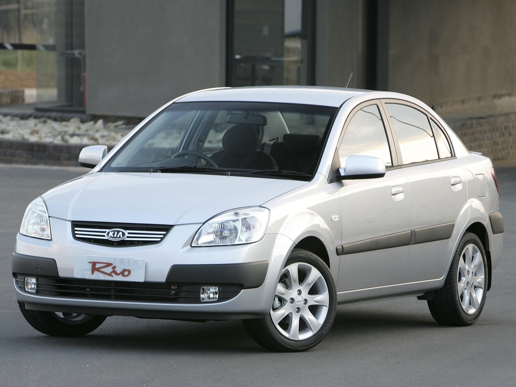 KIA Rio Sedan - 2009, 2010, 2011 - autoevolution