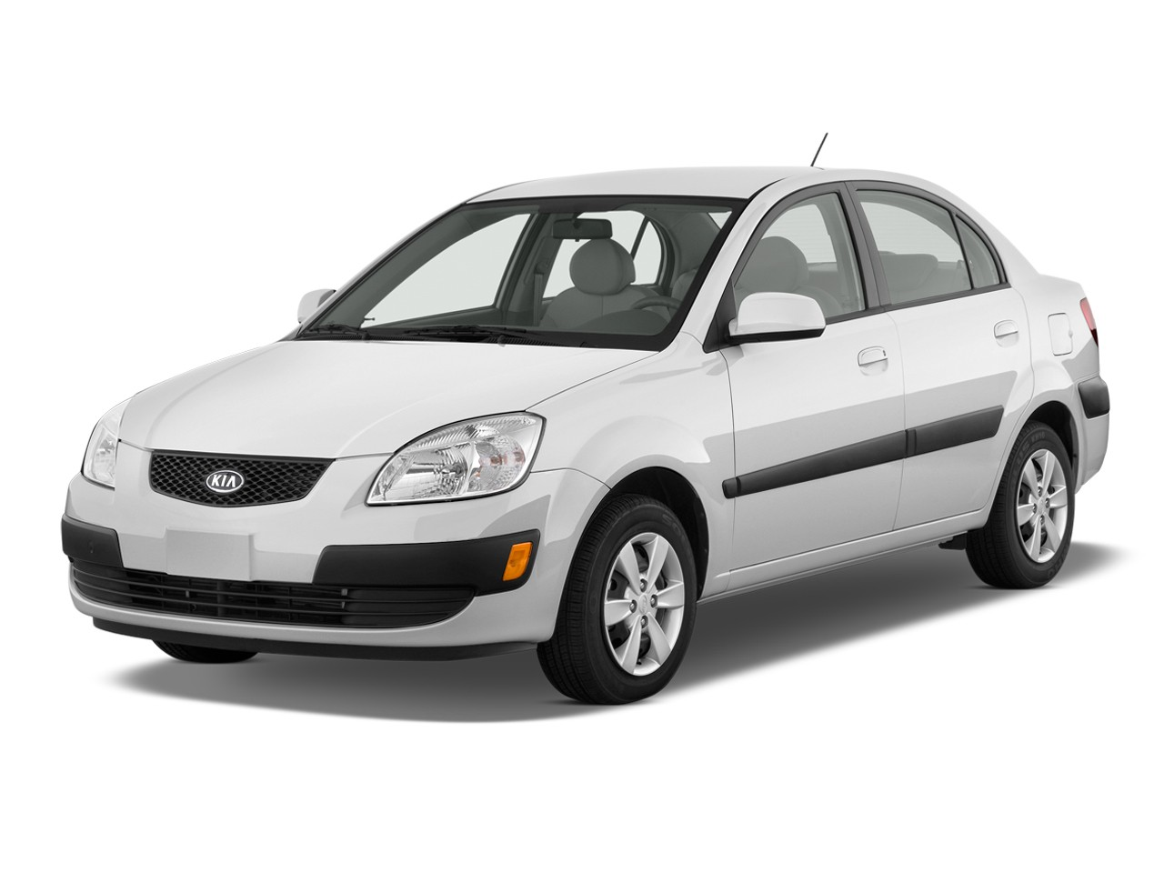 KIA Rio Sedan specs & photos - 2009, 2010, 2011 ...