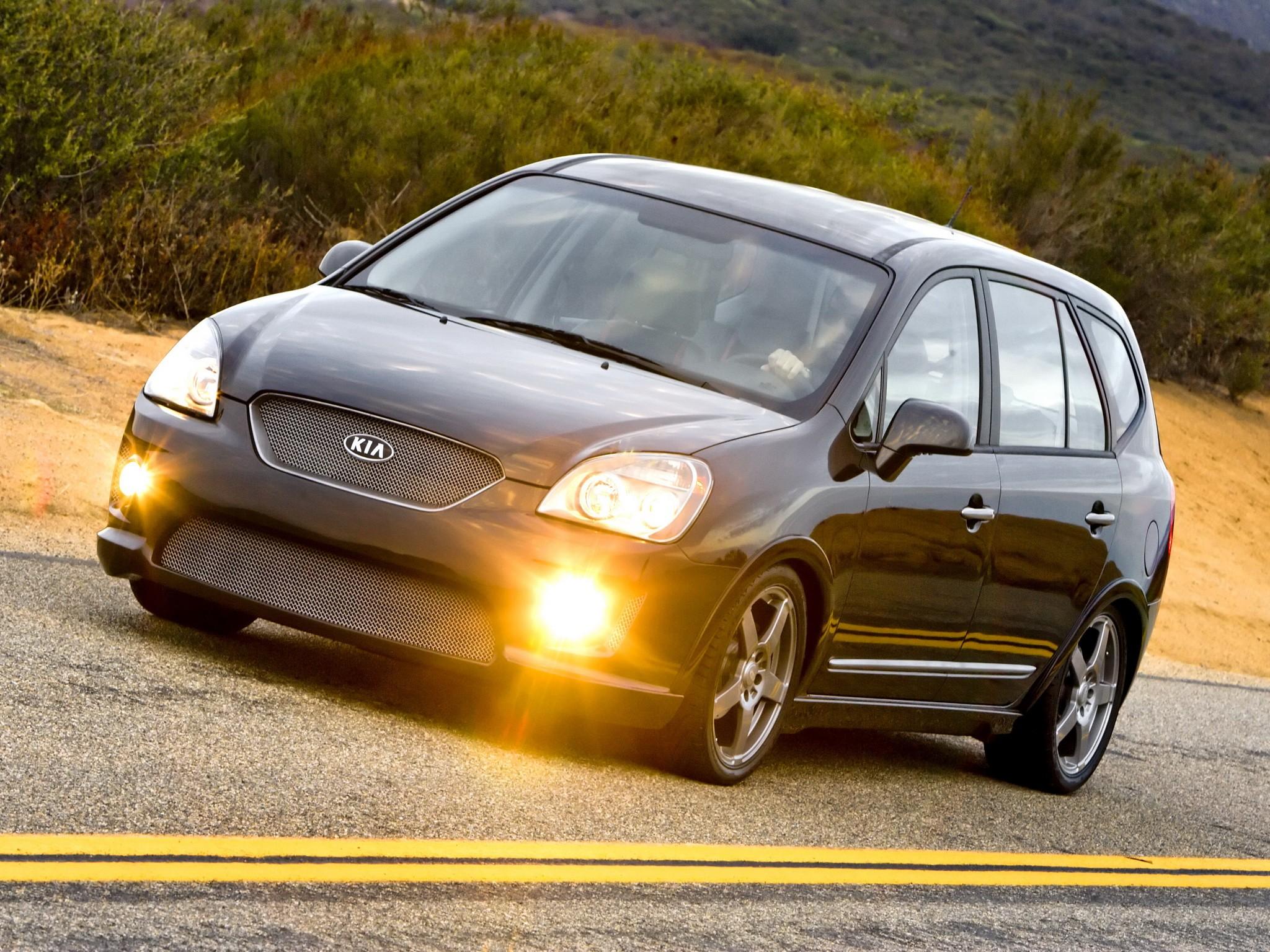 KIA Rondo - 2008, 2009, 2010, 2011, 2012, 2013 - autoevolution
