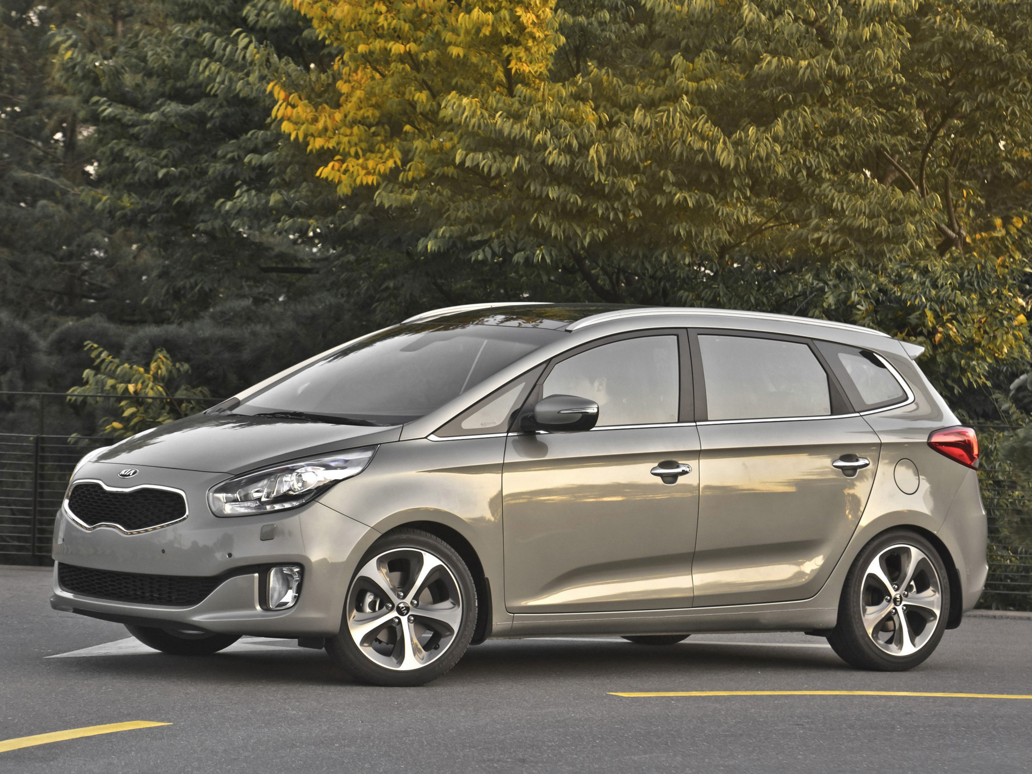 Kia Ceed Engine >> KIA Rondo specs & photos - 2013, 2014, 2015, 2016, 2017, 2018 - autoevolution