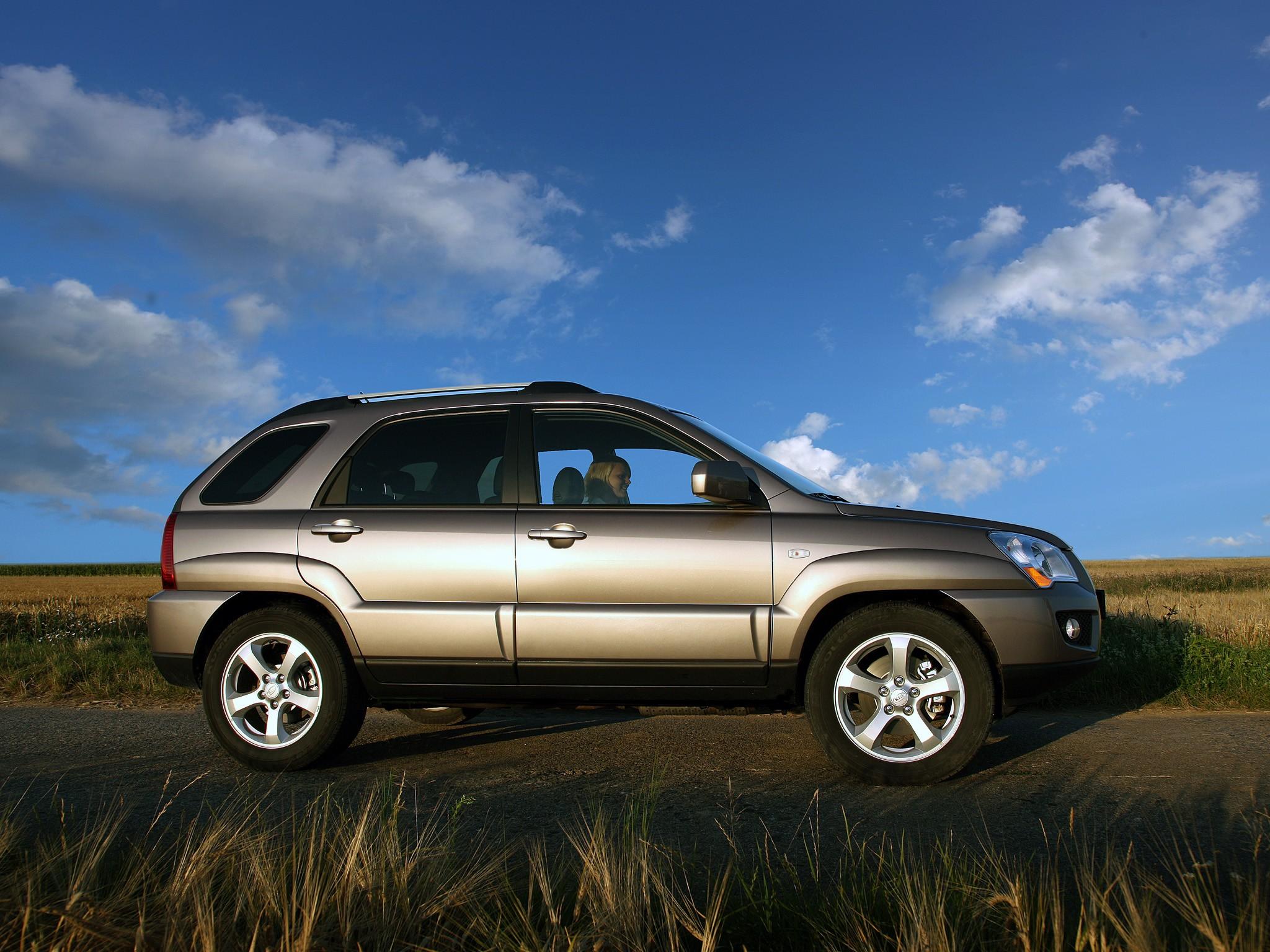 KIA Sportage specs & photos - 2008, 2009, 2010 - autoevolution