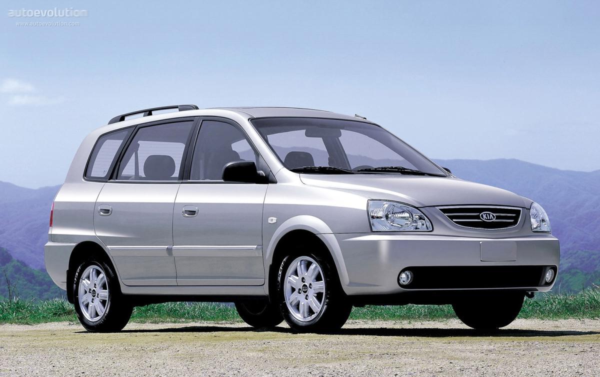 Kia carens specs 2002 2003 2004 2005 2006 autoevolution
