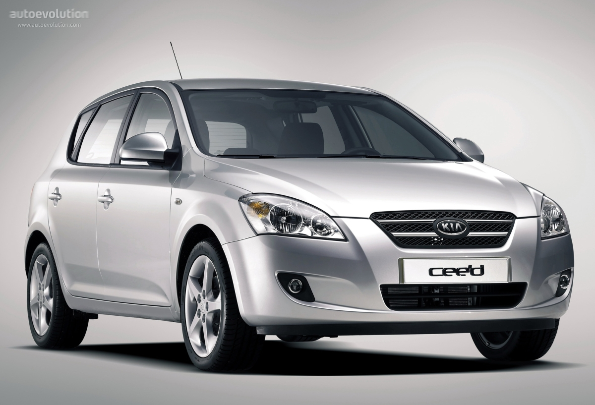 Автозапчасти kia ceed 2009