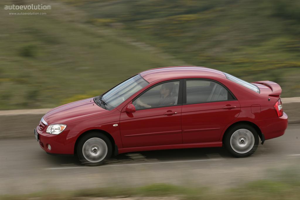 kia cerato 2005 front bumper