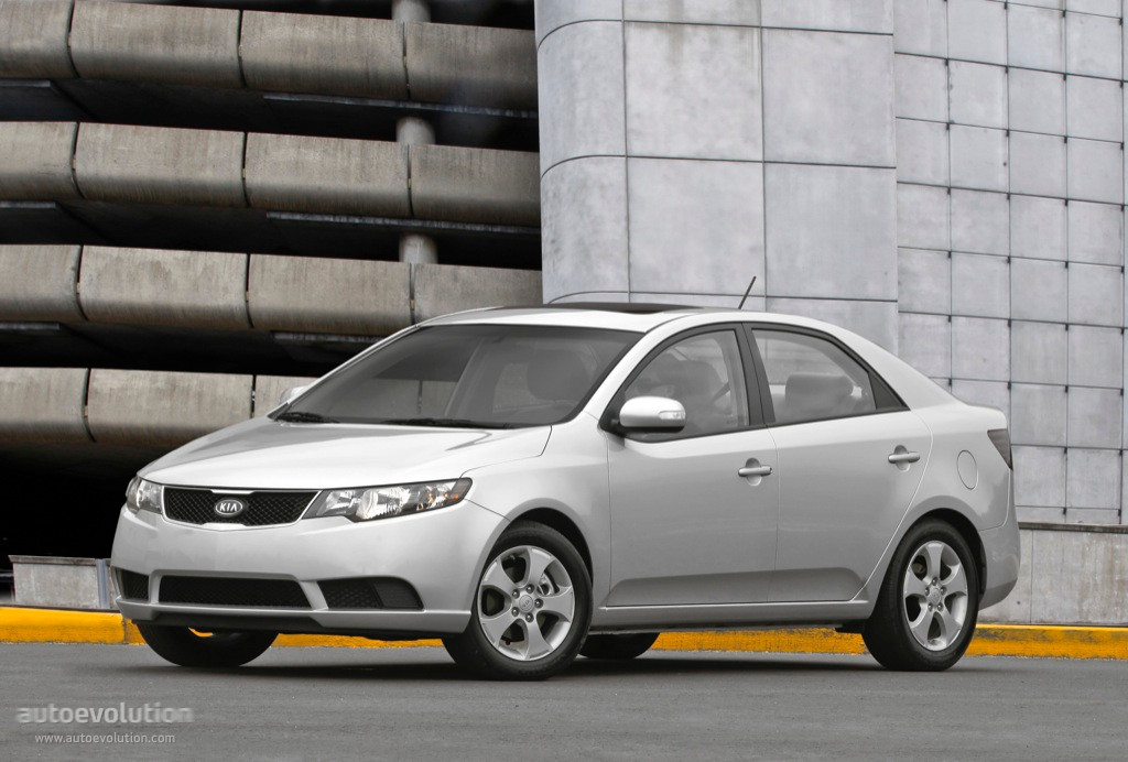 KIA Forte specs & photos - 2009, 2010, 2011, 2012, 2013 ...