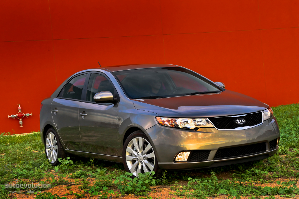 Kia Ceed Engine >> KIA Forte specs & photos - 2009, 2010, 2011, 2012, 2013 - autoevolution